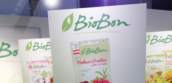 PEZ International - Messebau - Biofach 2016